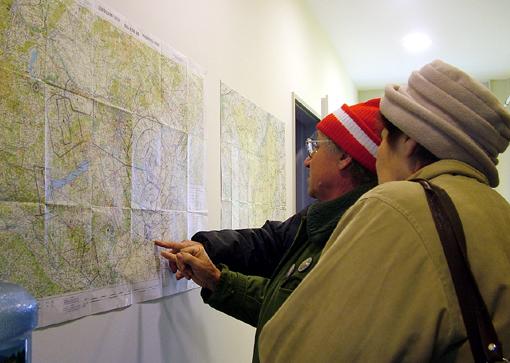 A-lefedettség-nyomonkövetése-a-térképen, civilként