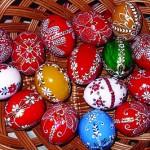 Húsvéti tojások.