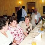 A második találkozót a Páterház Étteremben rendeztük.