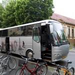 Reggel 8 órakor indultunk Szegedre.