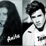 Anita & Tamás.