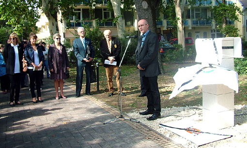 Dr. Kőrösi Tibor  polgármester üdvözlő beszéde.