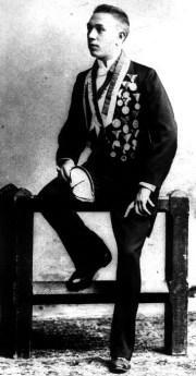 Hajós Alfréd kiváló olimpikon úszó.