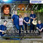Amatild és Szvorák Katalin koncertje.